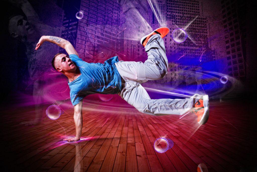 Breakdance Tanzkurs