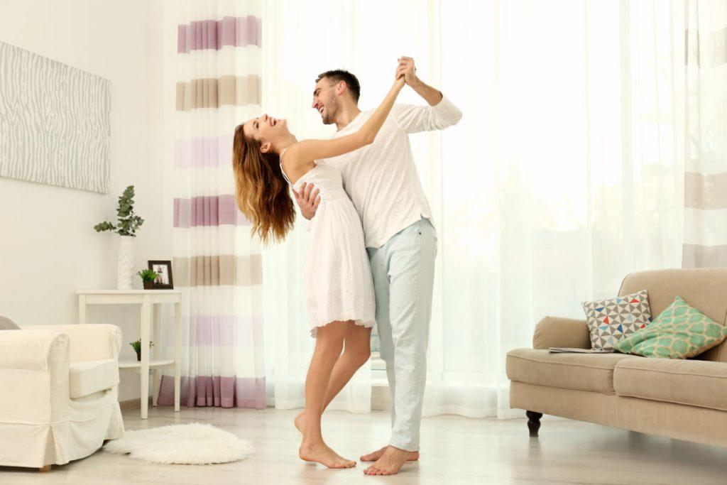 Privater Tanzunterricht